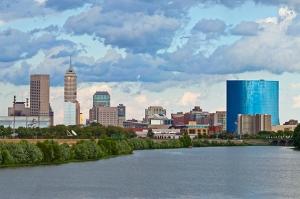 bigstock-Indianapolis-skyline- realtors access